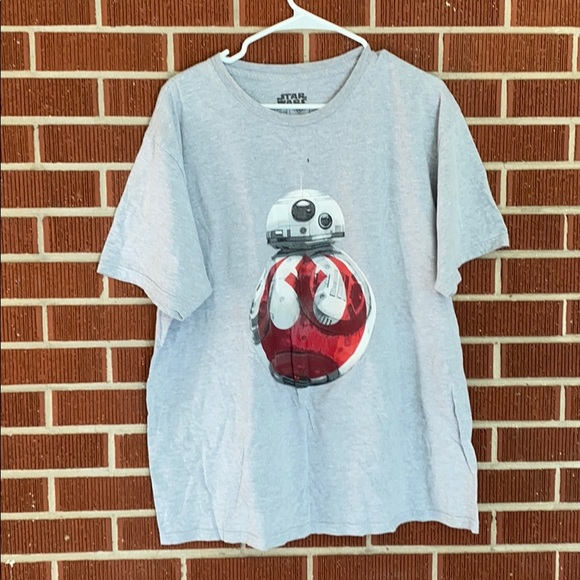 Star Wars Other - Star Wars Rebel BB-8 Astro Droid Graphic T-Shirt